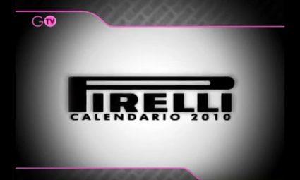 Lidia Di Blasio Presentatrice TV Speaker e Doppiatrice Calendario Pirelli