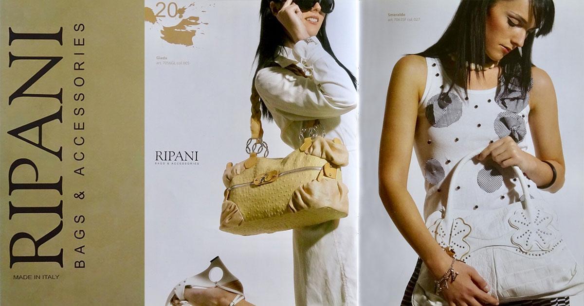 Ripani Bags & Accessories Testimonial Lidia Di Blasio